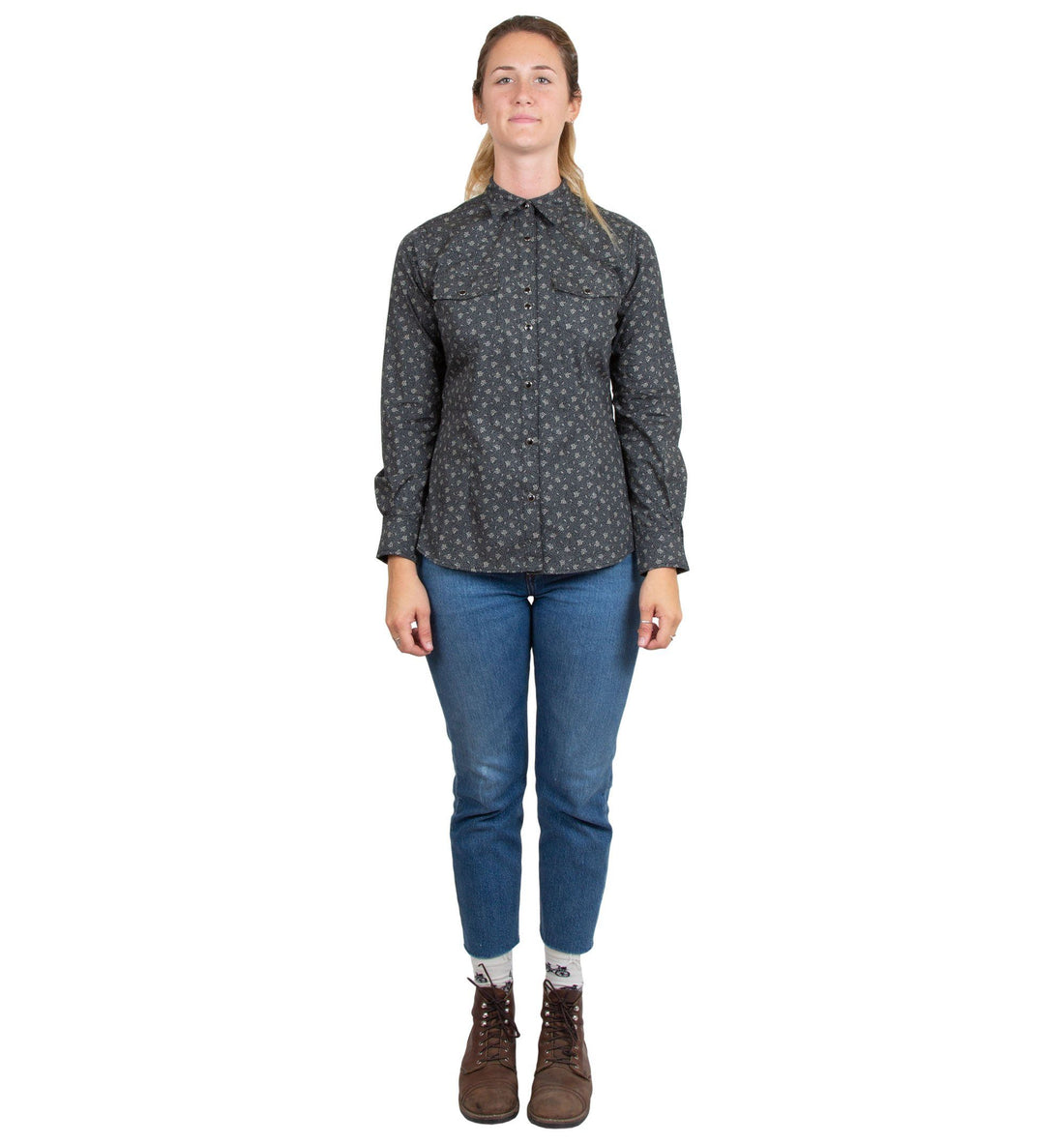 Women's Deadwood Shirt - Tops - Iron and Resin