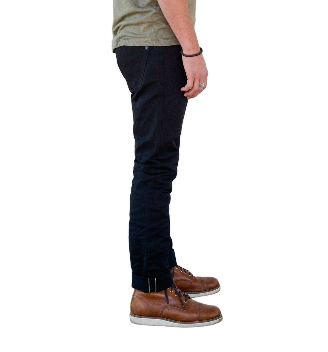 Freenote Avila Denim - Apparel: Men's: Pants - Iron and Resin