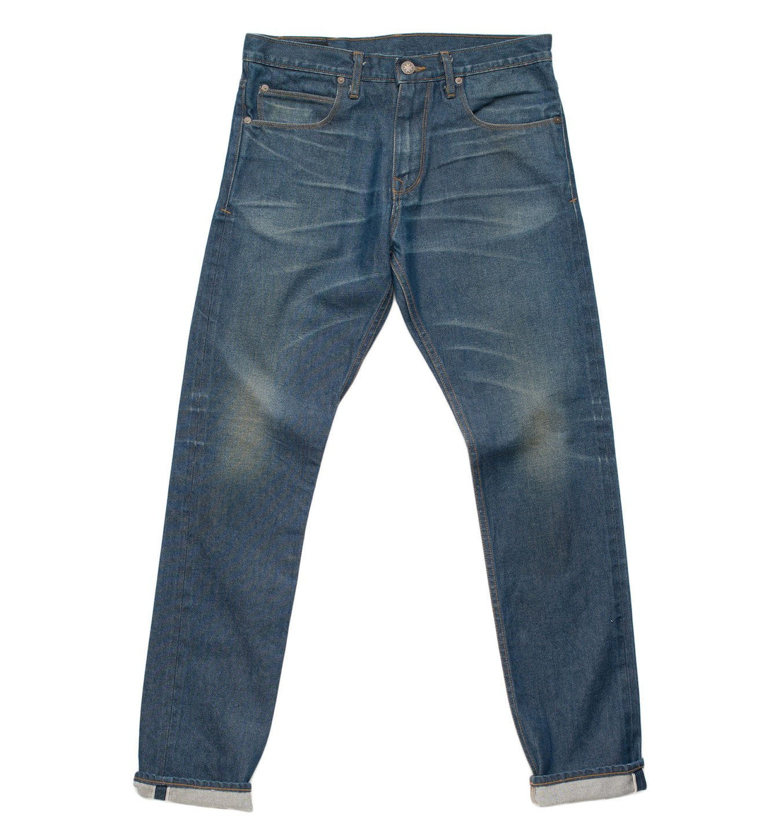 Freenote Rios Denim - Apparel: Men's: Pants - Iron and Resin