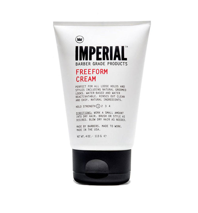 Imperial Free Form Cream - Grooming: Hair - Iron and Resin