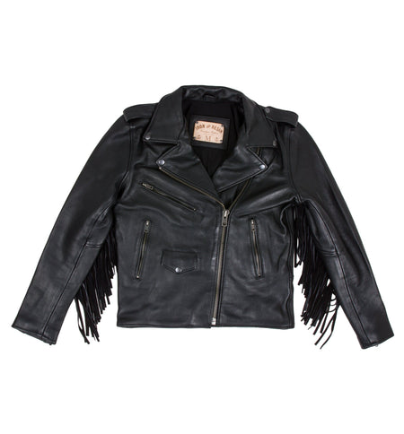 INR x Understated Leather Women's Magic Dance Jacket - Outerwear - Iron and Resin
