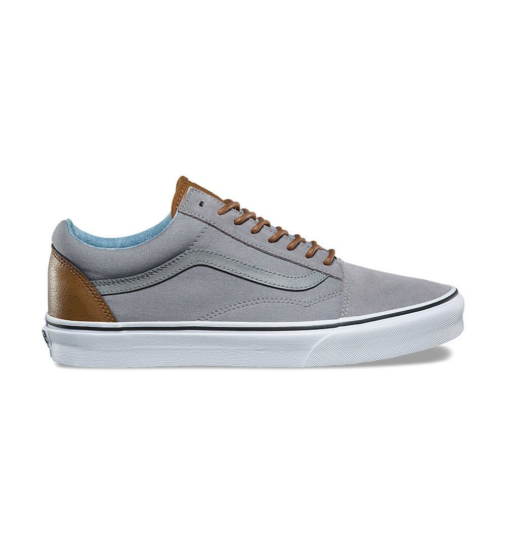 Vans OLD SKOOL - Sneakers - Iron and Resin