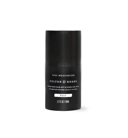 Fulton & Roark Daily Moisturizer w/ SPF 18 - Grooming - Iron and Resin
