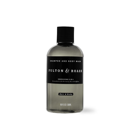 Fulton & Roark 2-1 Shampoo + Body Wash - Grooming - Iron and Resin