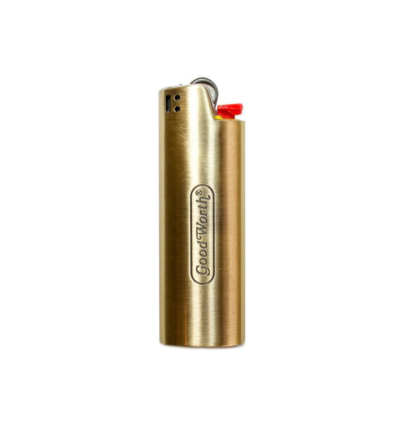 Good Worth- Paradise Lighter Case - Accessories: Keychains - Iron and Resin
