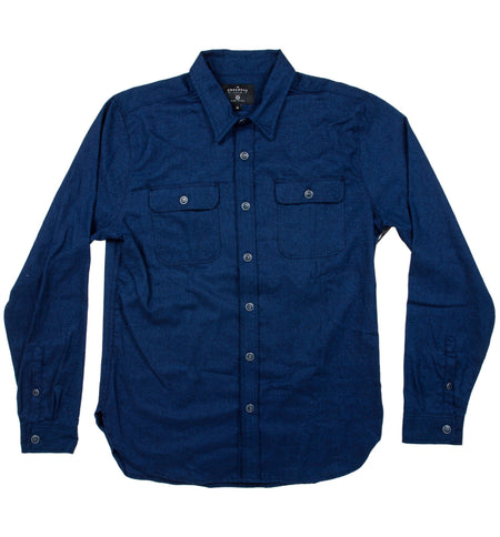 Freenote Gilroy Button Up - Apparel: Men's: Wovens - Iron and Resin