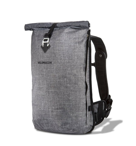 Velomacchi Giro Backpack - Black - 35L - Bags/Luggage - Iron and Resin