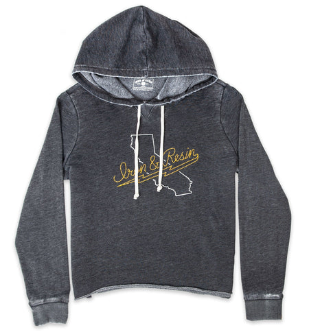 Women's Golden State Fleece - Tops - Iron and Resin