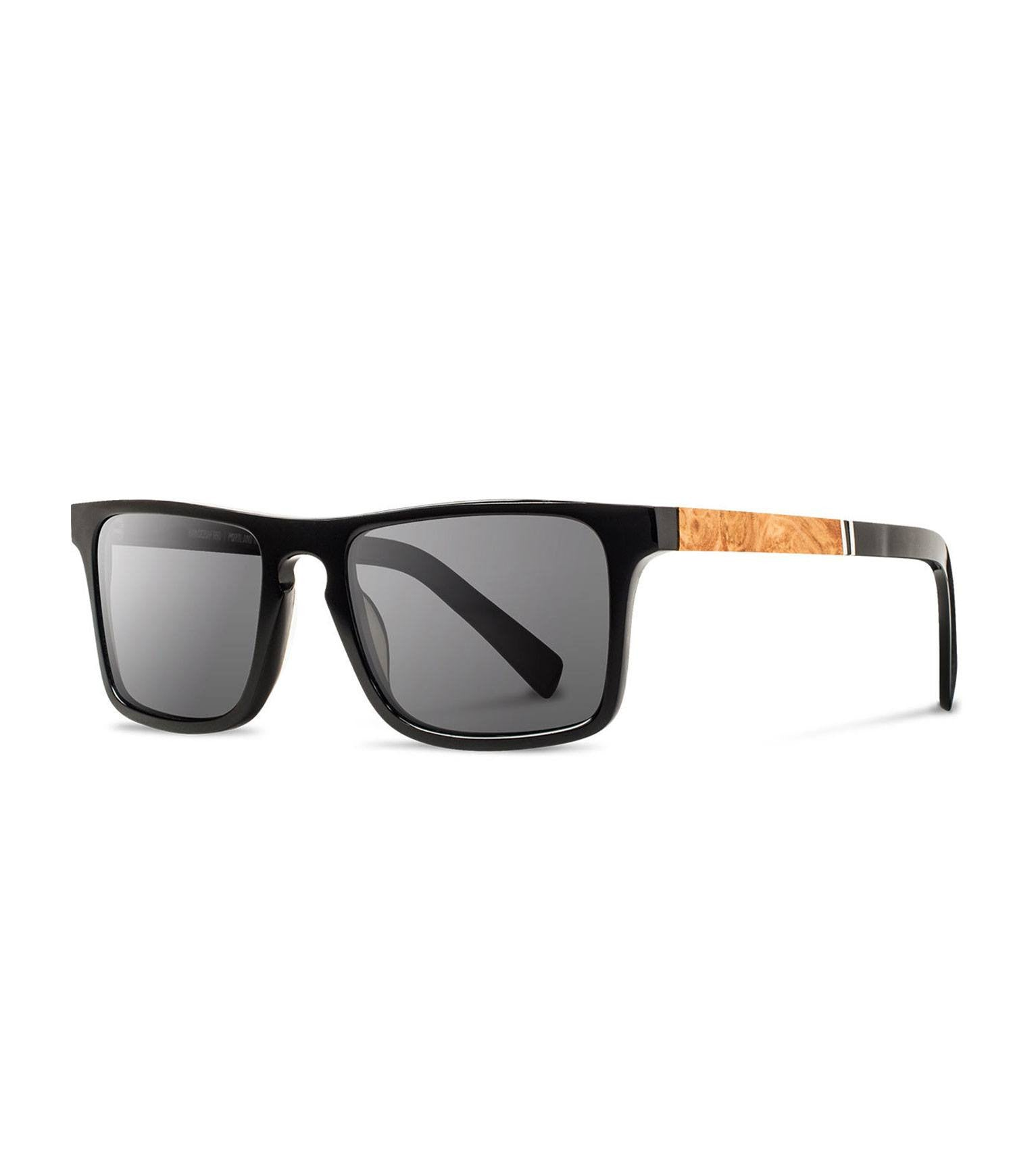 Shwood Govy 2 - Sunglasses - Iron and Resin