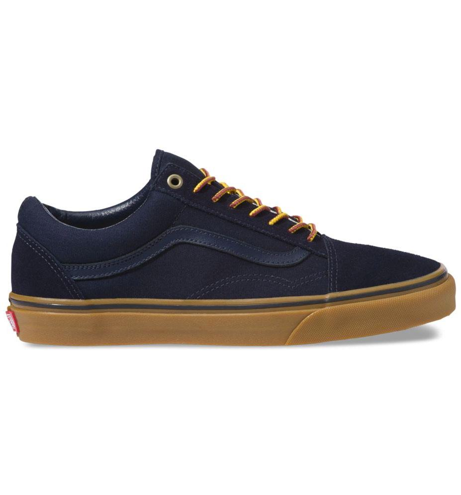 81e26e7741 ... Vans OLD SKOOL - (GUMSOLE) - Sneakers - Iron and Resin ...