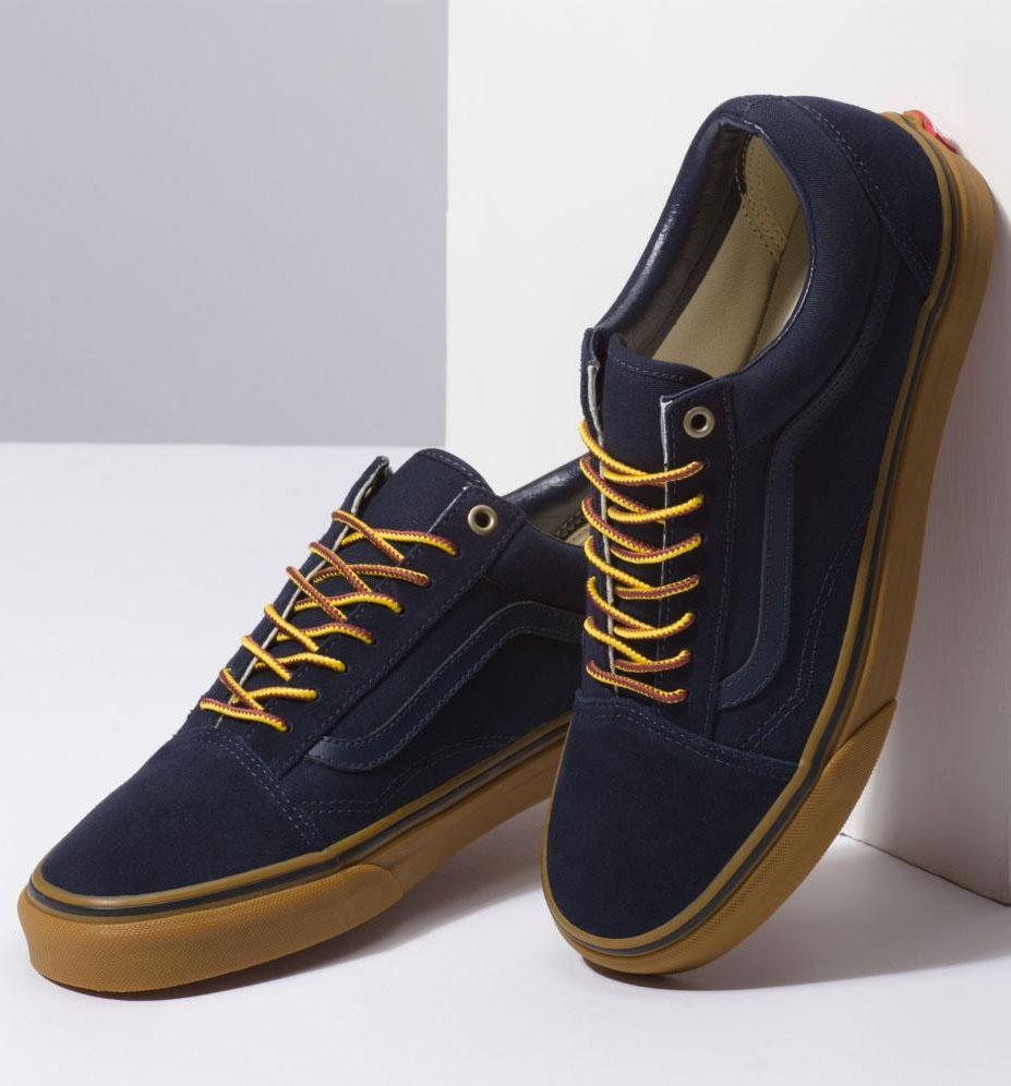 4ff38443062 ... Vans OLD SKOOL - (GUMSOLE) - Sneakers - Iron and Resin ...