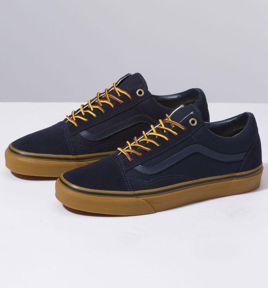 Vans OLD SKOOL - (GUMSOLE) - Sneakers - Iron and Resin