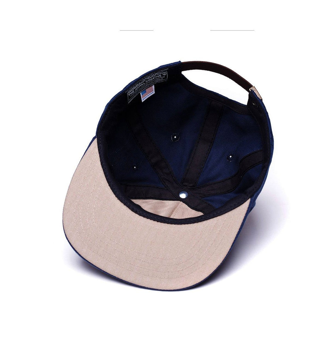 The Ampal Creative Big Sur Pennant - Strapback - Headwear - Iron and Resin
