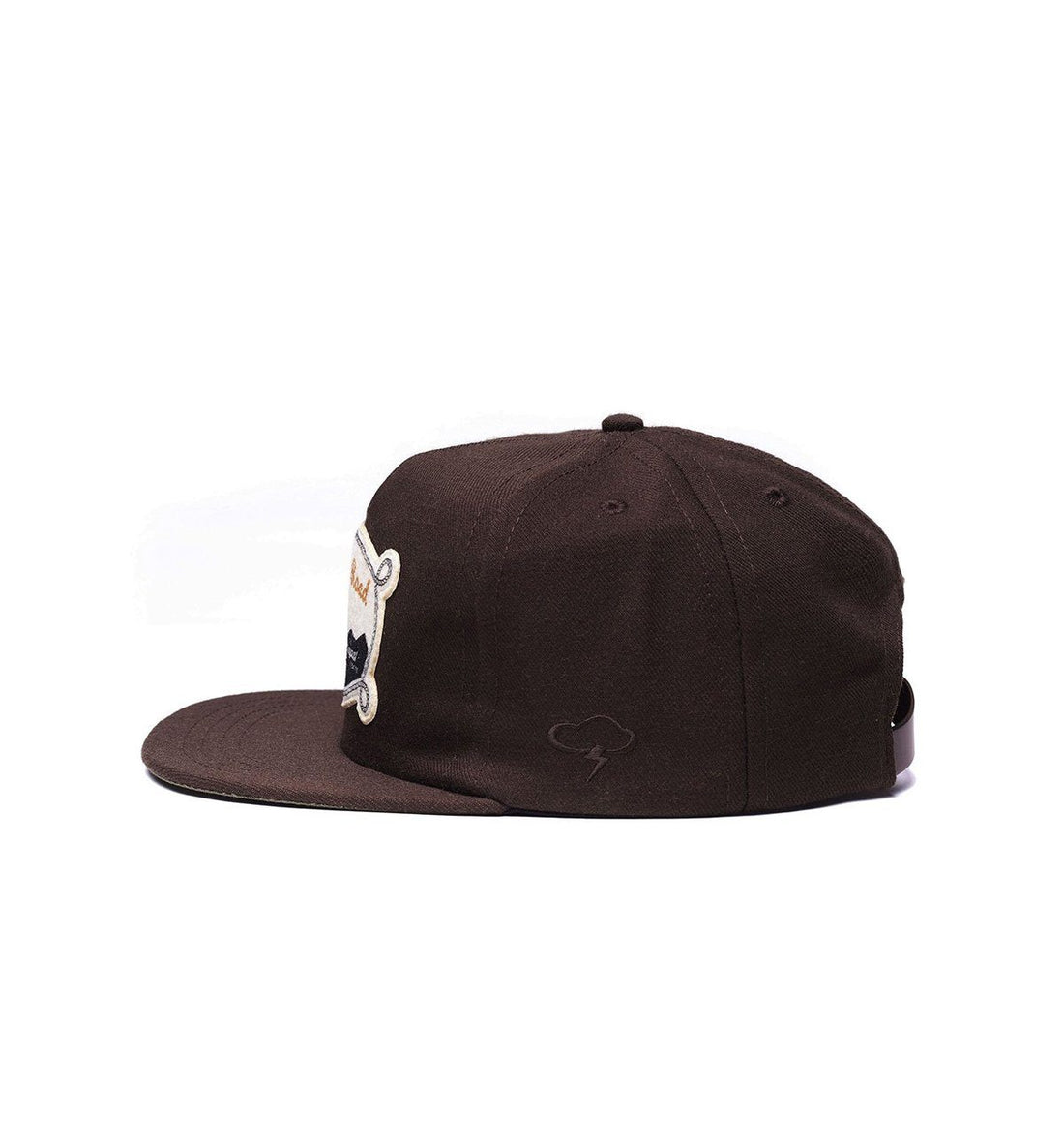 The Ampal Creative On the Road - Strapback - Headwear - Iron and Resin