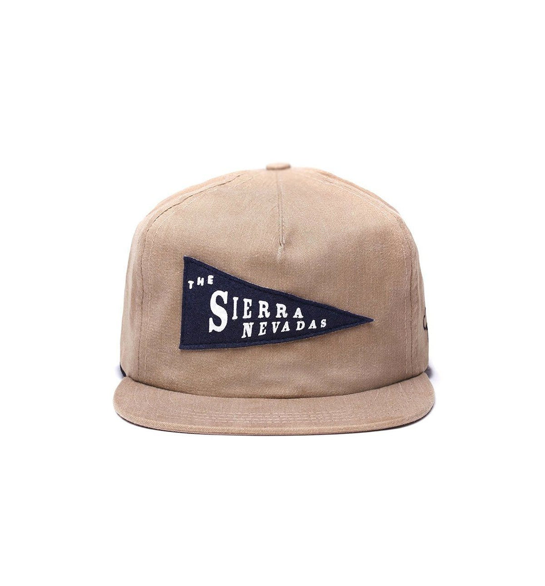 The Ampal Creative Sierra Pennant - Strapback - Headwear - Iron and Resin