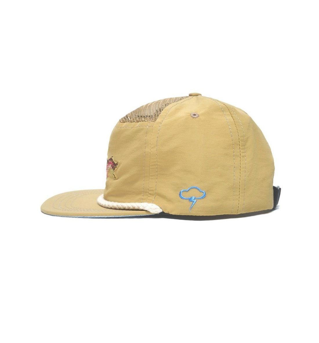The Ampal Creative Trout - Strapback - Headwear - Iron and Resin