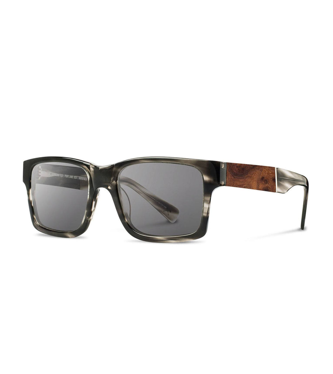 Shwood Haystack - Accessories: Eyewear - Iron and Resin