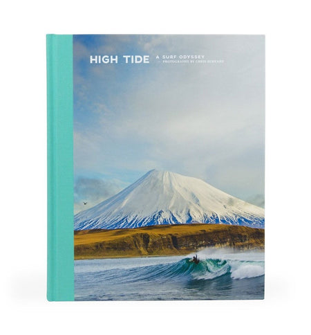 High Tide: A Surf Odyssey -- Photography by Chris Burkhard - Home Essentials - Iron and Resin