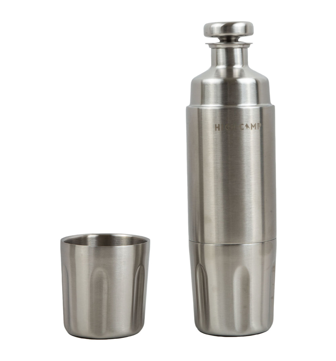 High Camp Firelight Flask - 750ml - Outdoor Living/Travel - Iron and Resin