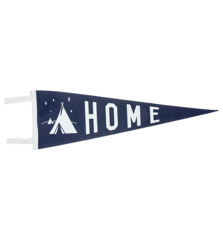 Oxford Pennant - Home - Living Space - Iron and Resin