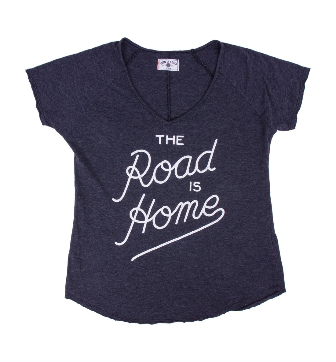 INR Women's Home V-Neck - Apparel: Women's: T-Shirts - Iron and Resin