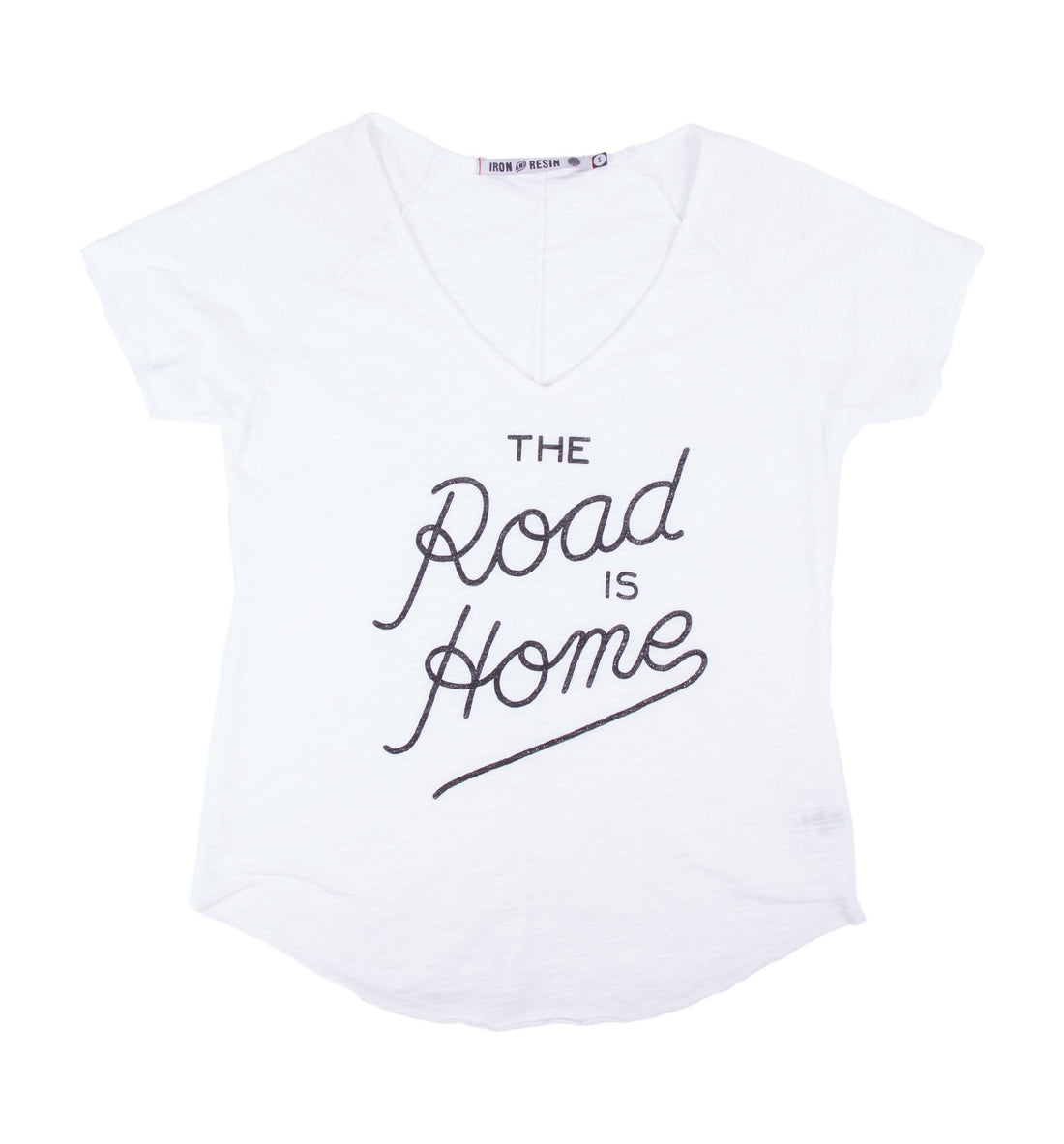 Women's Home V-Neck - Tops - Iron and Resin