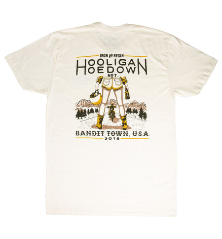 Iron & Resin Hooligan Hoedown No.7 Tee - Tops - Iron and Resin