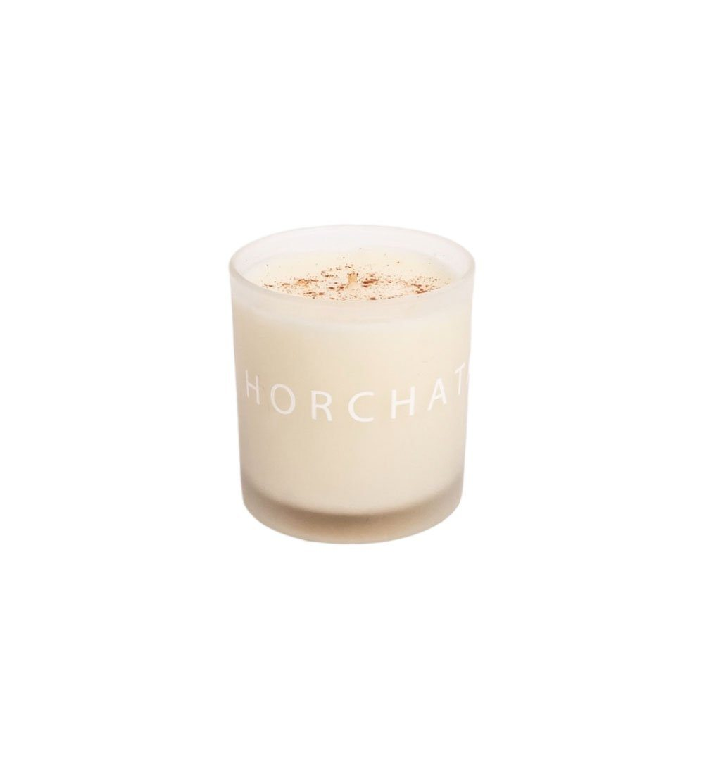Sin-Min Horchata Candle - Home Essentials - Iron and Resin