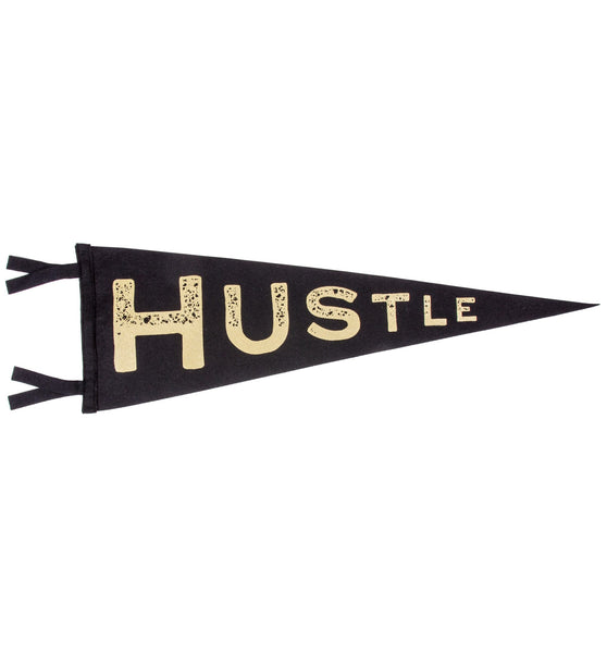 Oxford Pennant - Hustle