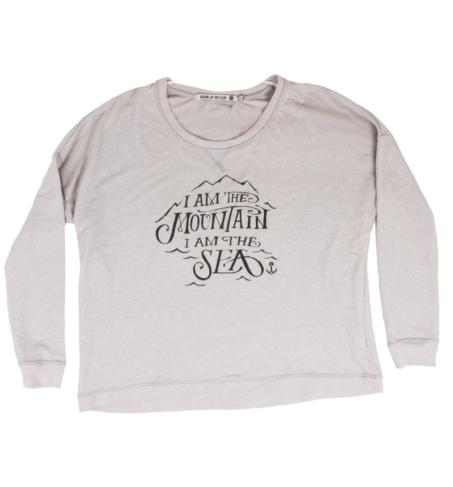 INR I Am I Am Women's Crew Sweatshirt - Tops - Iron and Resin