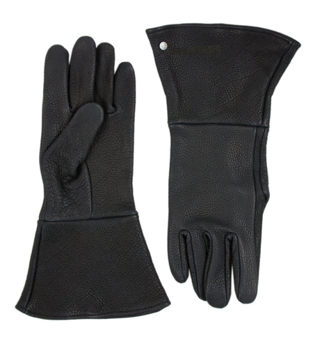 BUFFALO GAUNTLET RIDER GLOVE - Gloves - Iron and Resin