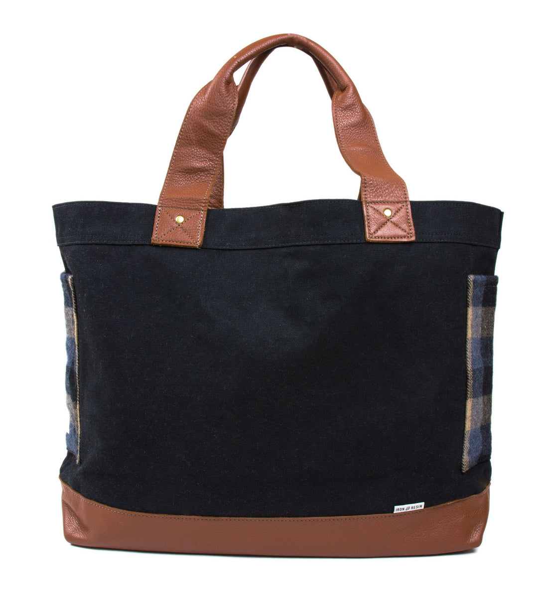 IRON & RESIN TOTE BAG - Accessories: Bags - Iron and Resin