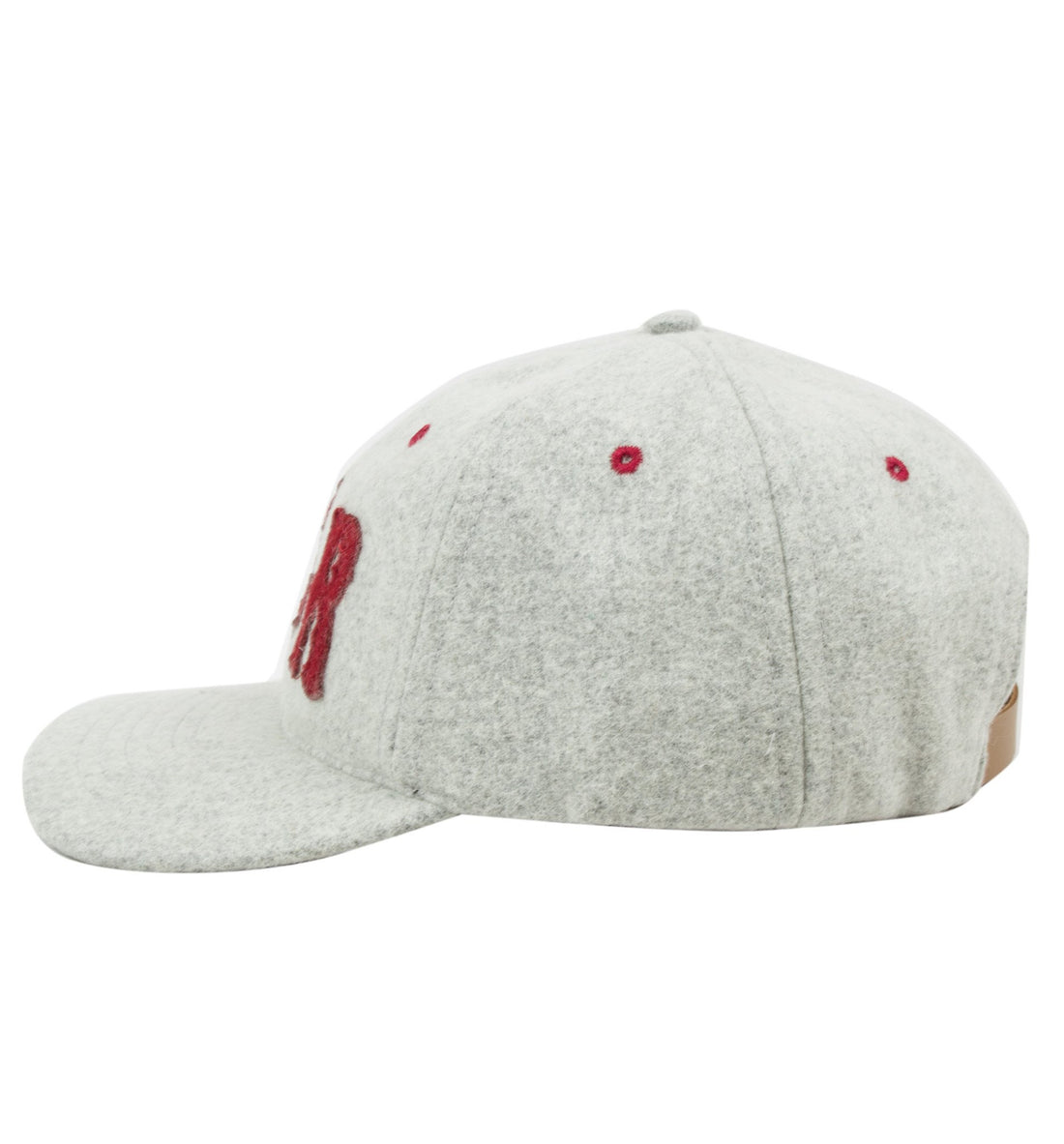 INR Slugger Hat - Accessories: Headwear: Men's - Iron and Resin