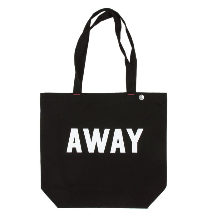 Iron & Resin Away Tote - Accessories: Bags - Iron and Resin