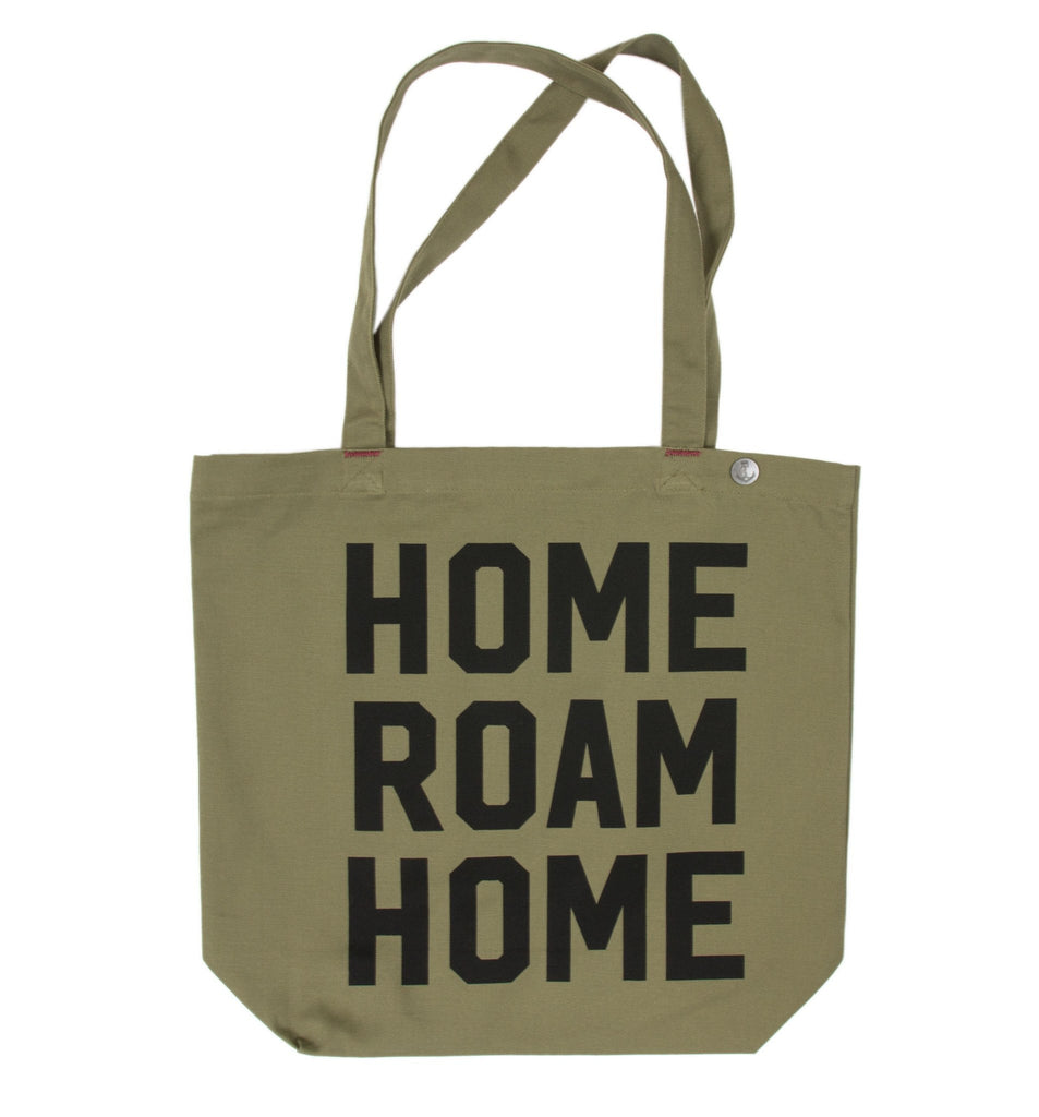 Iron & Resin Home Tote