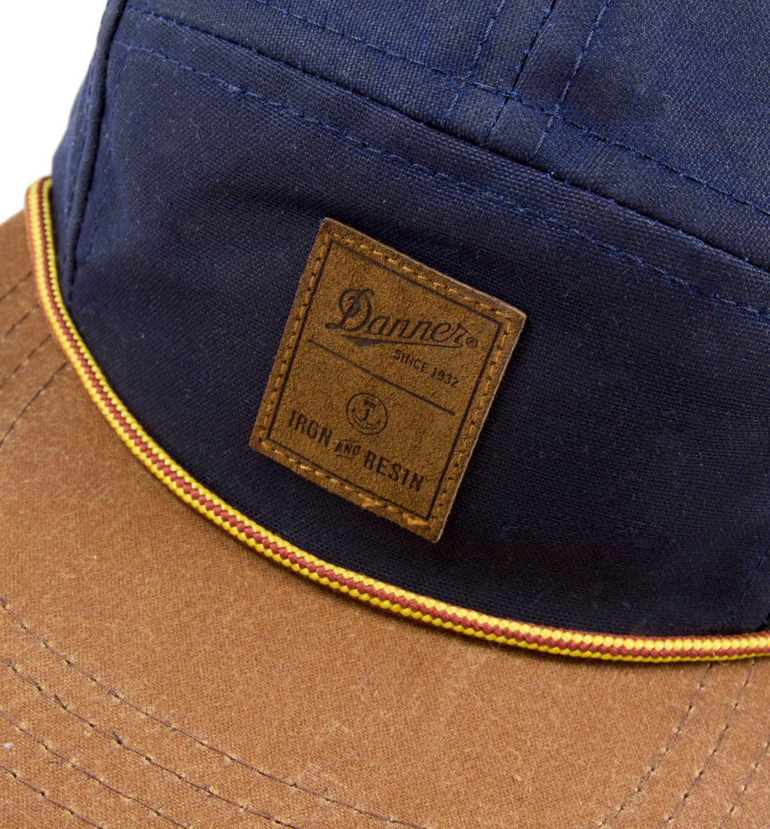 INR x Danner Rivermouth Camp Hat - Accessories: Headwear - Iron and Resin
