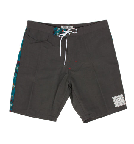 Heritage Boardshort - Bottoms - Iron and Resin