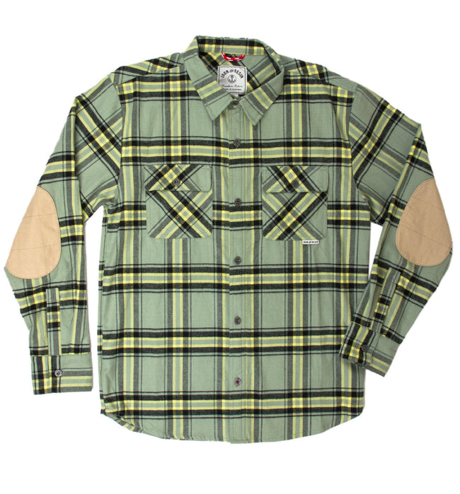 INR Benchmark Shirt - Apparel: Men's: Wovens - Iron and Resin