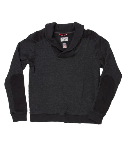 INR Commando Sweater - Apparel: Men's: Knits - Iron and Resin