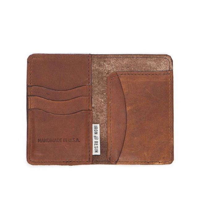Explorer Wallet - Accessories: Wallets - Iron and Resin