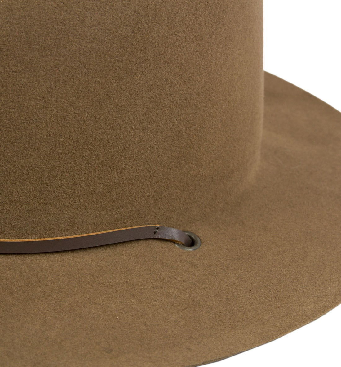 Badlands Hat - Accessories: Headwear: Men's - Iron and Resin