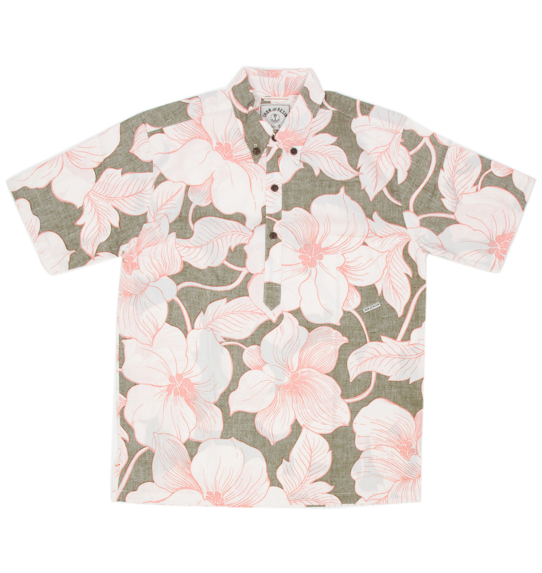 Lance Aloha Pullover Shirt - Tops - Iron and Resin