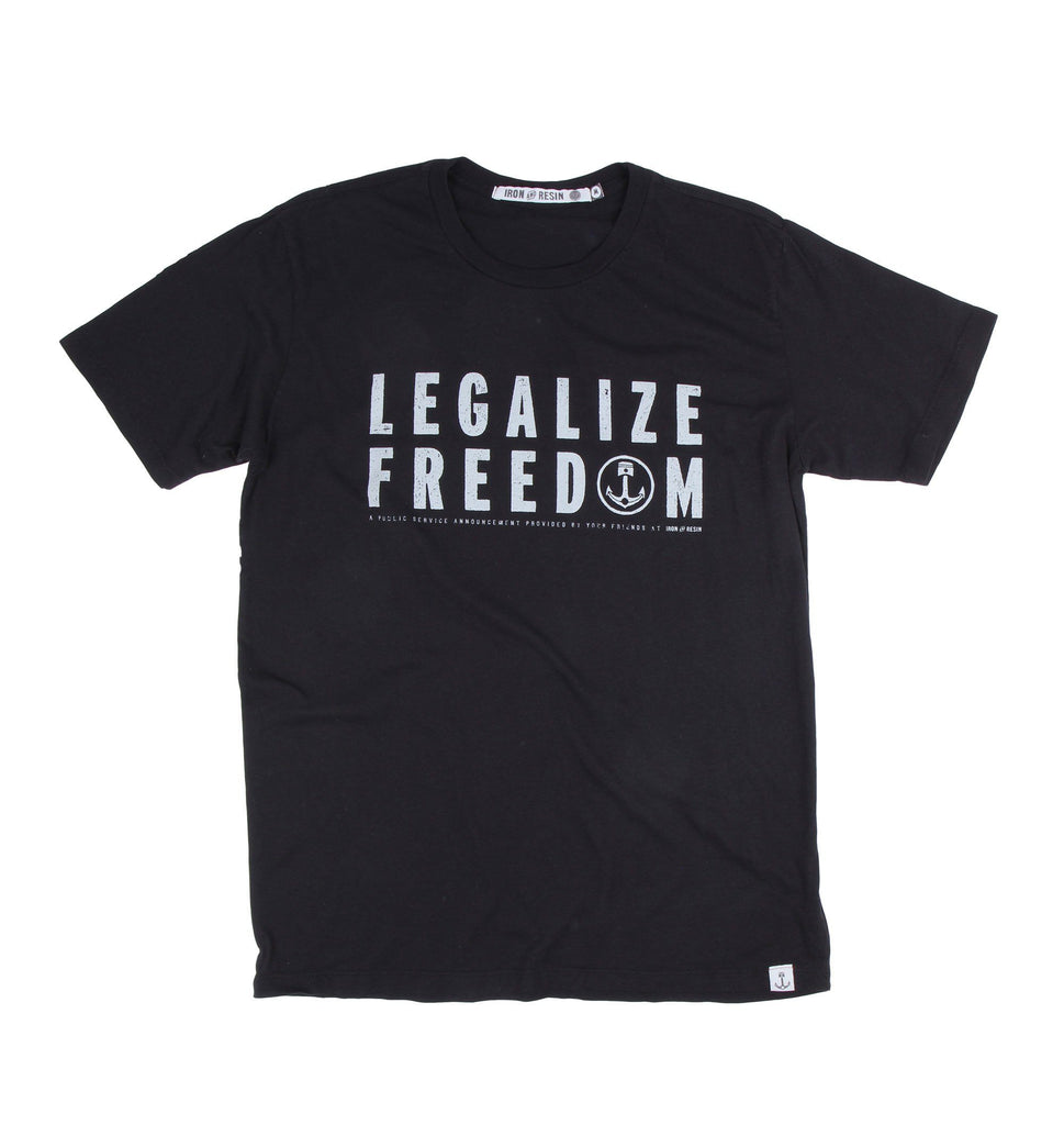 Legalize Freedom Tee