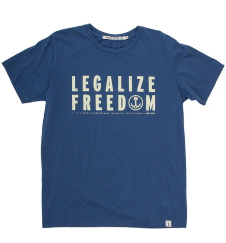 Iron & Resin Legalize Freedom Tee - Tops - Iron and Resin