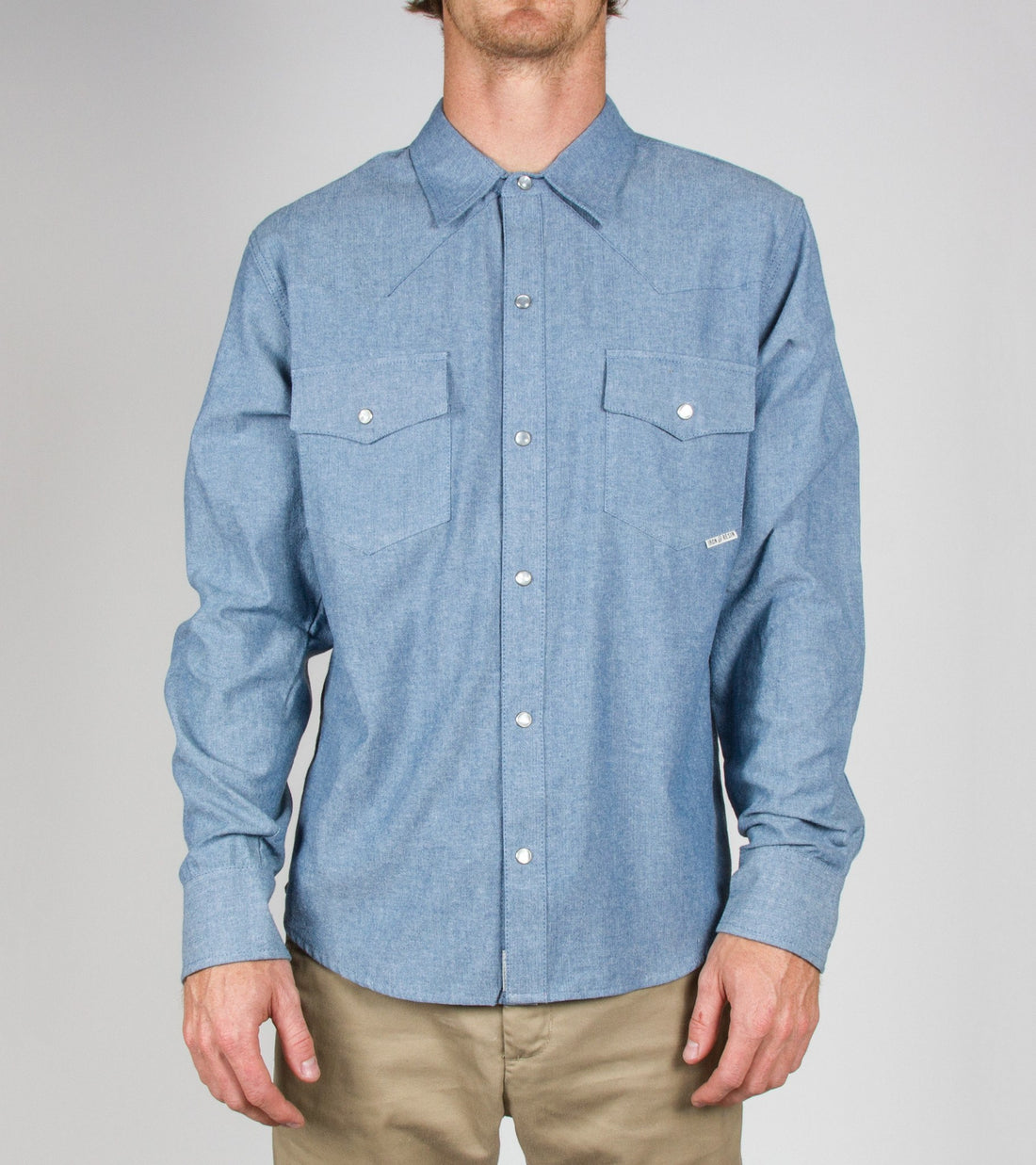 Guthrie Shirt - Apparel: Men's: Wovens - Iron and Resin