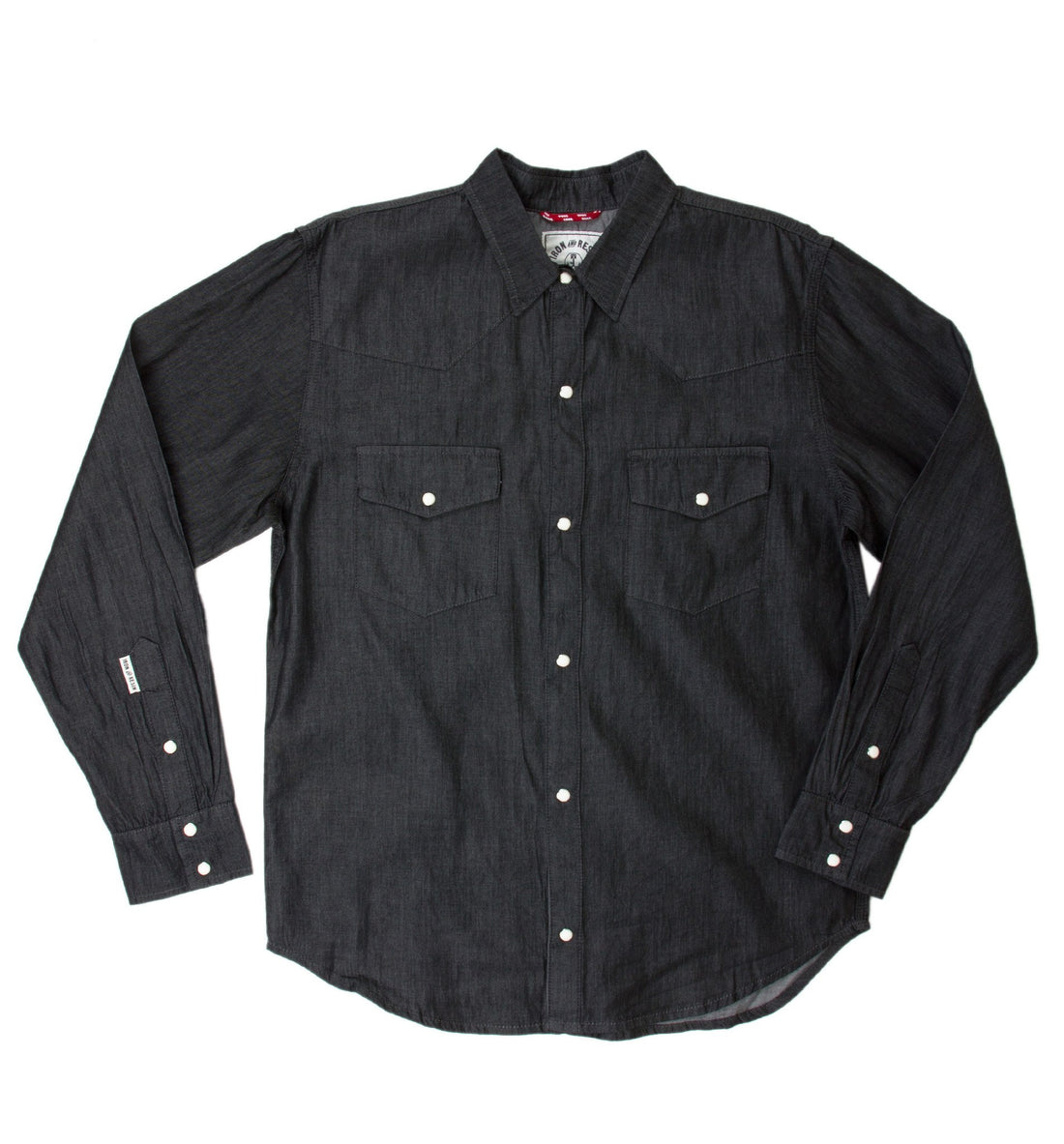 INR Guthrie Shirt - Tops - Iron and Resin