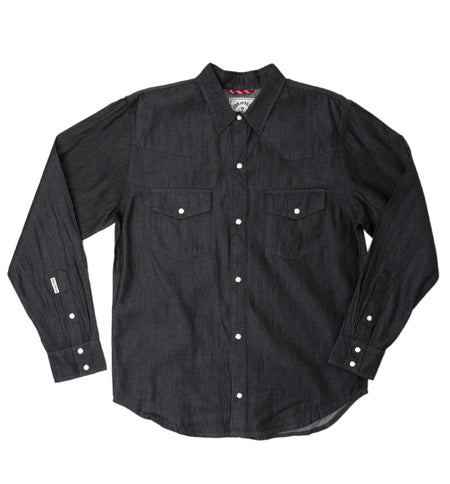 INR Guthrie Shirt - Apparel: Men's: Wovens - Iron and Resin