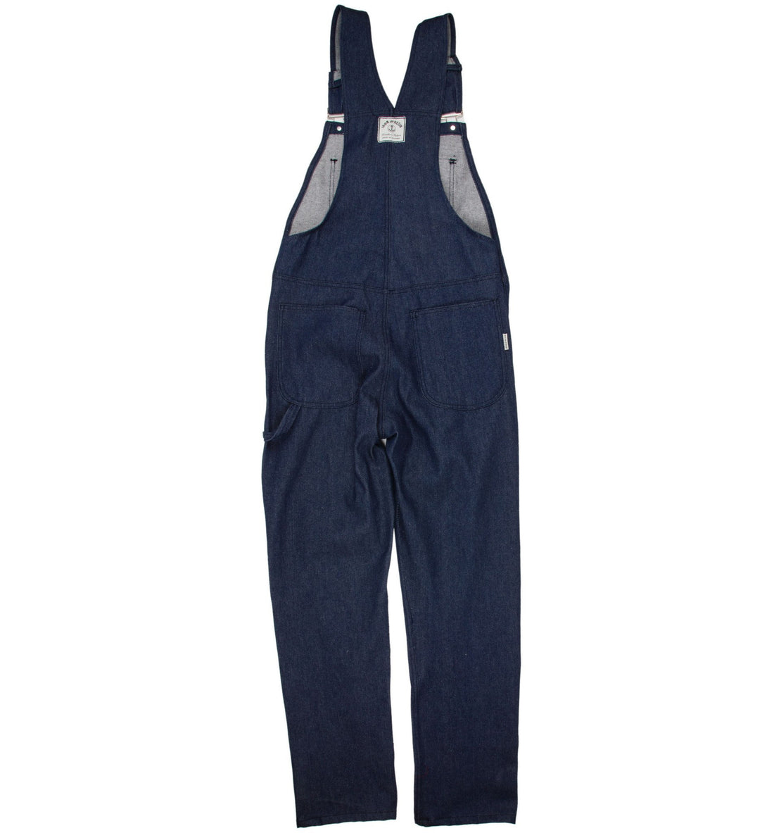 INR Tatham Overalls - Apparel: Men's: Pants - Iron and Resin