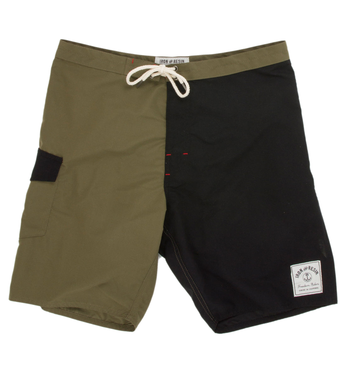 Versa Boardshort - Bottoms - Iron and Resin