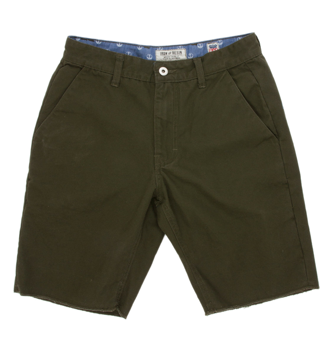 Engineer Chino Short - Bottoms - Iron and Resin